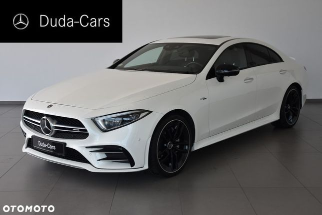 Mercedes-Benz CLS Rata msc od 3899 netto CLS53 AMG Katalog 597 000 PLN ASO F.VAT23%