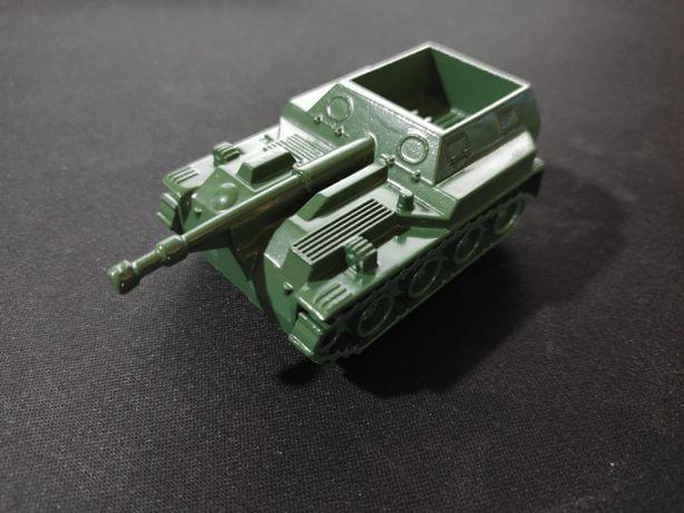 САУ самоходная артиллерийская установка 80-е годы СССР модель