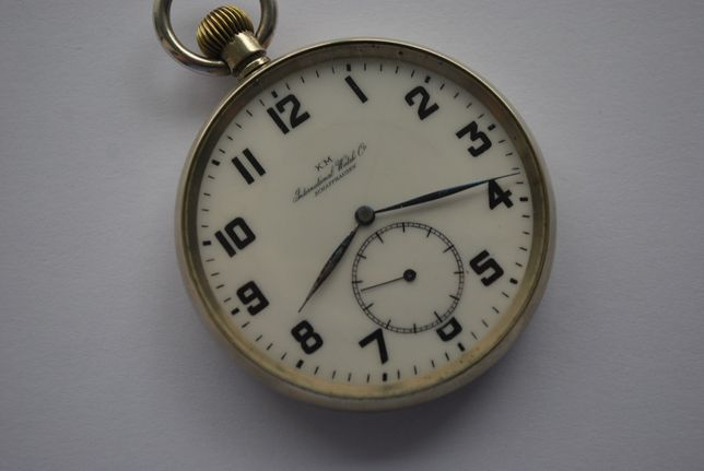 IWC schaffhausen Kriegsmarine KM U-BOAT zegarek