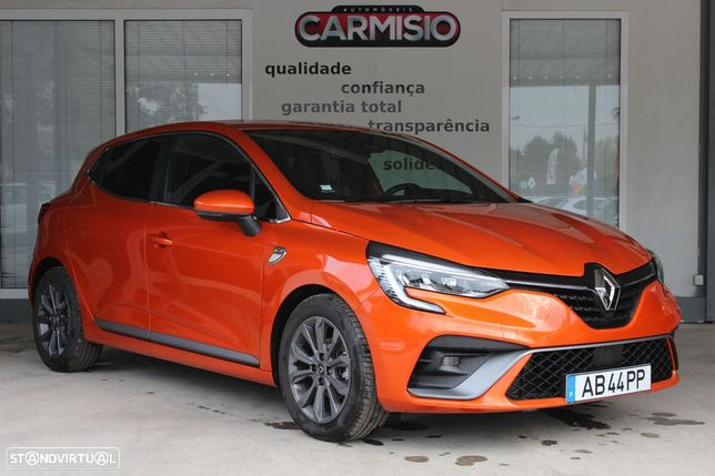 Renault Clio 1.0 TCe RS Line