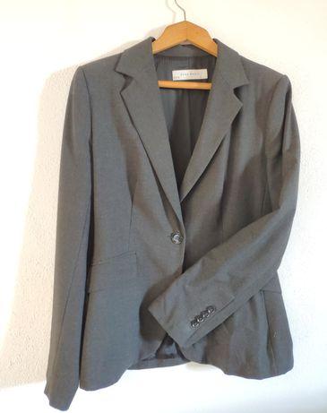 Conjunto casaco e calca