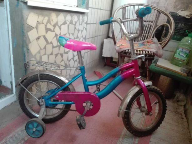 Велосипед детский 2-ух колёсный