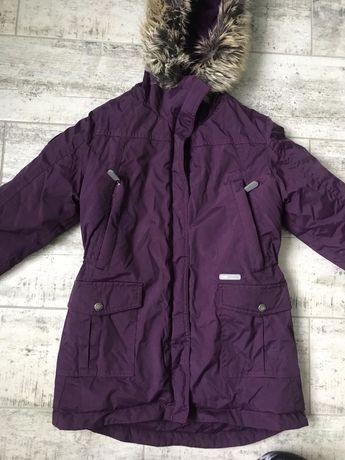 Детская зимняя куртка Linne. Размер 134.
