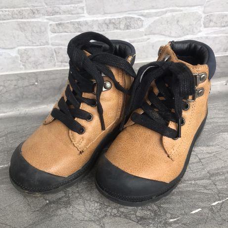 Шкіряні ботинки fasion