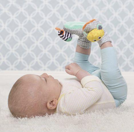 Развивающие Носочки-погремушки