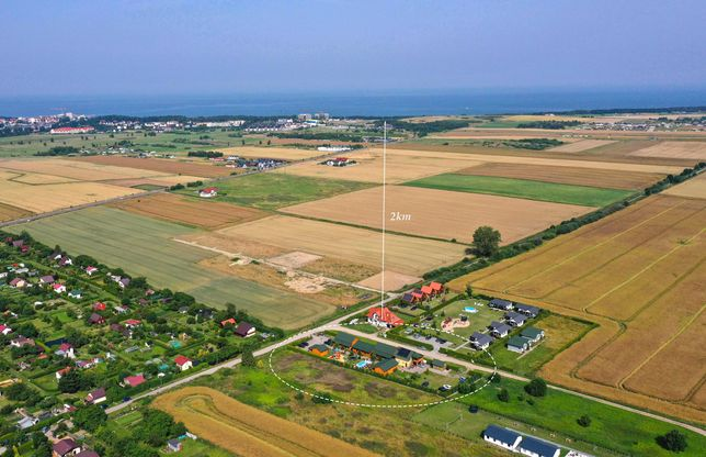 Sprzedam kompleks domków letniskowych w Darłowie