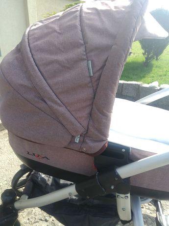 Wózek dziecięcy 3w1 Bebetto Luca