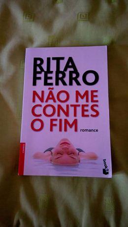 Não me contes o fim, de Rita Ferro