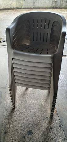 Cadeiras de jardim/praia