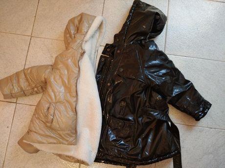 2 casacos 4anos