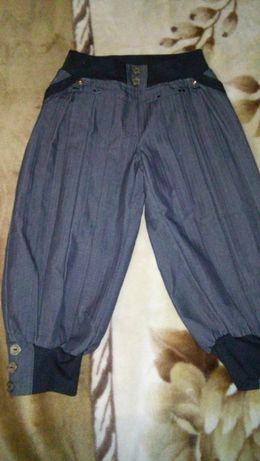 Штаники штаны брюки капри для девочки.