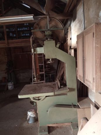 Máquinas carpintaria