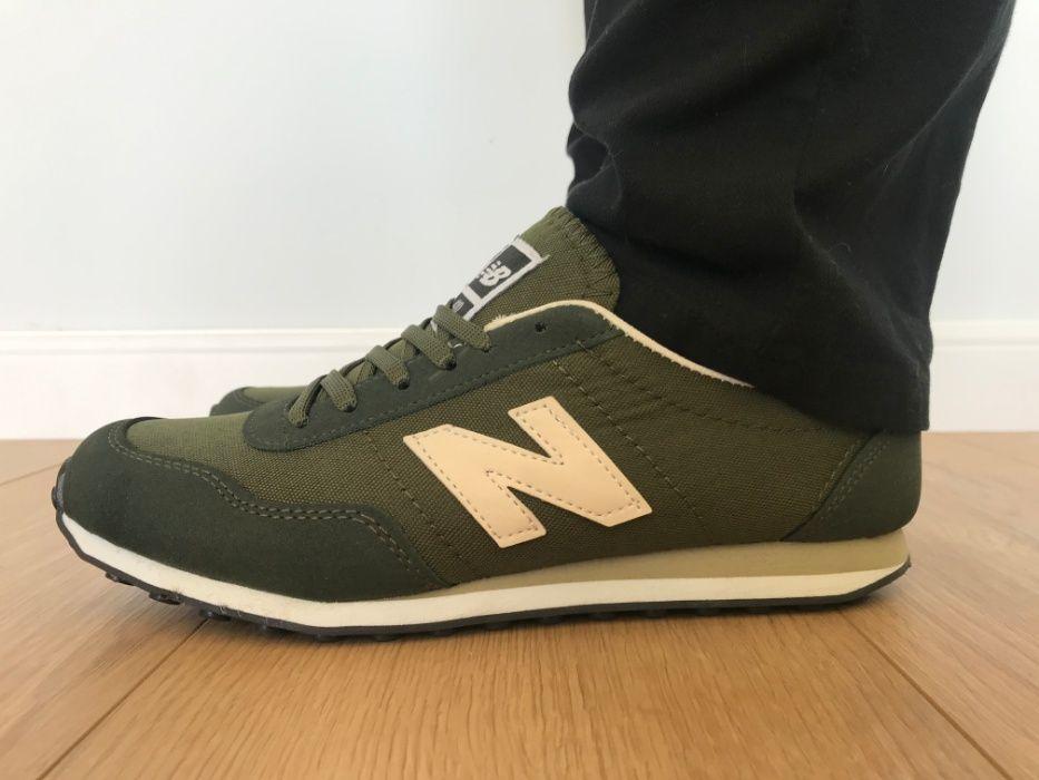 New Balance 410. Rozmiar 41. Khaki / Zielone. NOWOŚĆ! Przeworsk - image 1