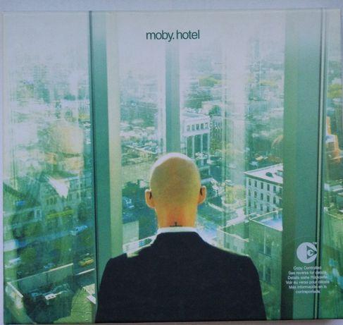 Moby Hotel (2CD) + gratis