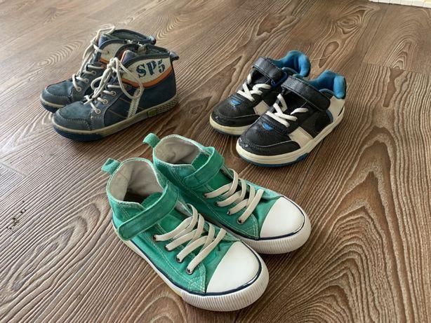 Кеды, кроссовки по 50 грн 27 размер или 17 см