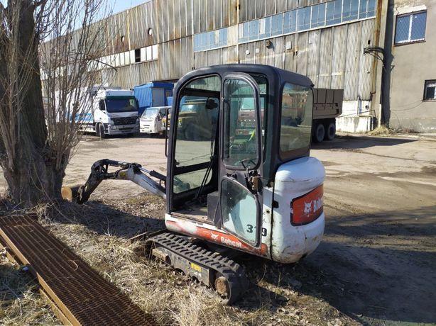 Продам экскаватор гусеничный Bobcat 319 К