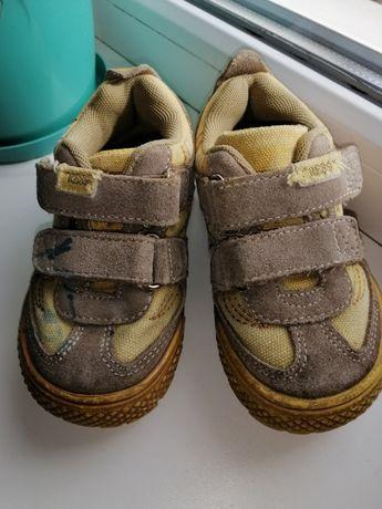 Замшевые ботинки ReKids 22р стелька 14 см