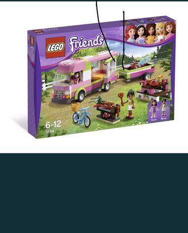 LEGO® 3184 Friends Samochód kempingowy