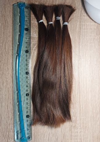 Naturalne włosy 26cm