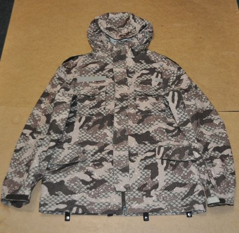 DC мужская горнолыжная темро куртка