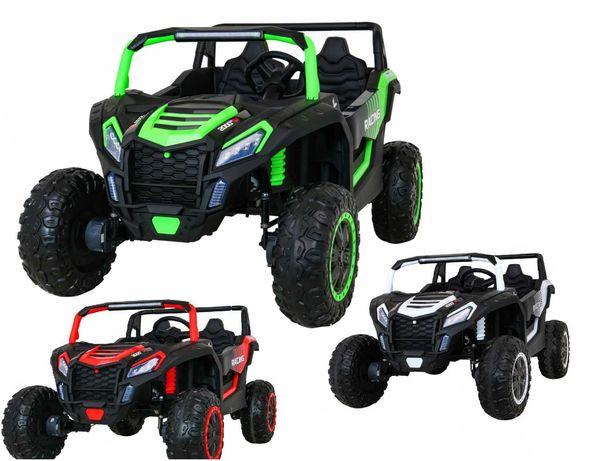 Samochód elektryczny Auto na akumulator Buggy +5-12 lat  + 15 km/h