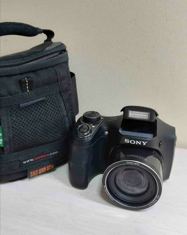 Продам фотоаппарат суперзум Sony Cyber-Shot DSC-H200