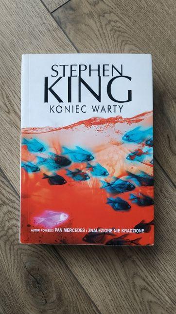 Koniec warty - Stephen King seria Pan Mercedes