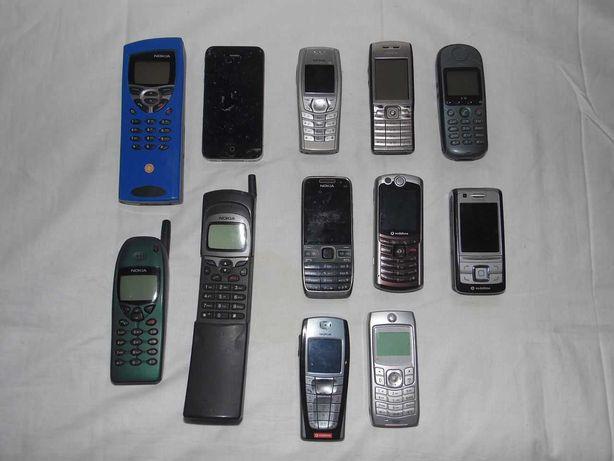 Telefony Nokia 8110 banan 9110 RAE-2N 6110 iPhone Motorola Siemens S35