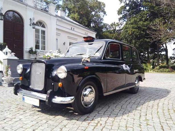 Londyńska Taksówka do ślubu, retro!Unikalne auto!!!