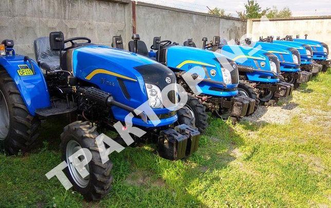 Новий трактор DF 244 DongFeng Донгфенг модель 2021 р Гарантія 2 роки