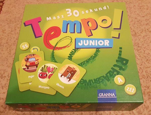 Gra Tempo Junior! Granna