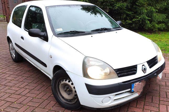 Renault Clio Van -Tani Diesel 5L/100km KLIMA- Mega okazja