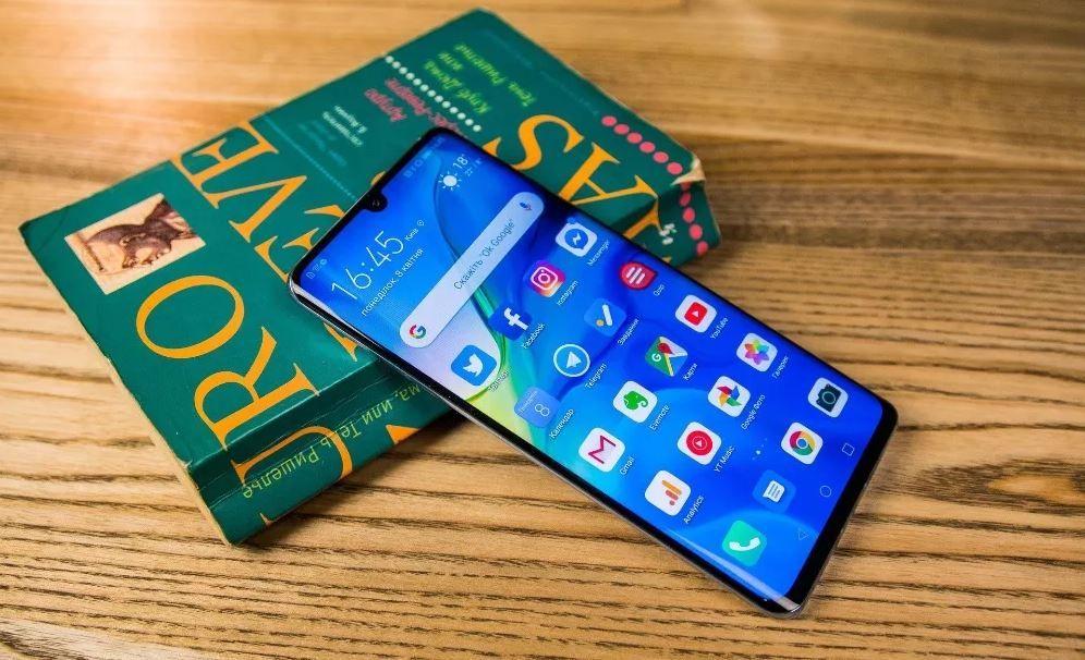 Мобільний телефон Huawei P30 pro 8/128 Gb Хуавей Львов - изображение 1
