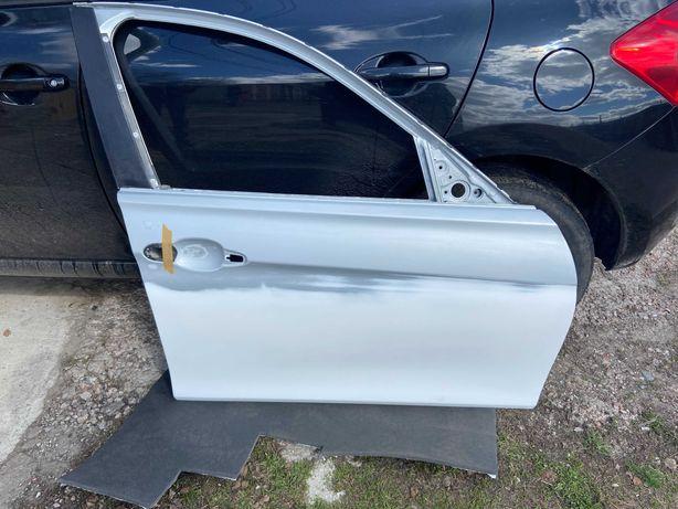 Дверь передняя правая BMW F30 без краски
