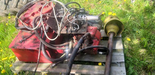 Rozrzutnik gilibert -kompletna hydraulika
