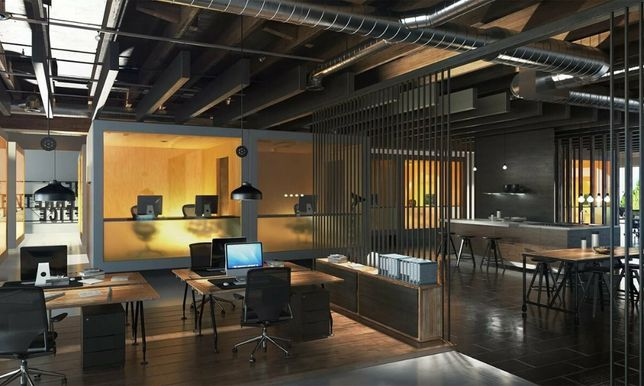 Аренда видового офиса в БЦ 118 Tower, Жилянская 118