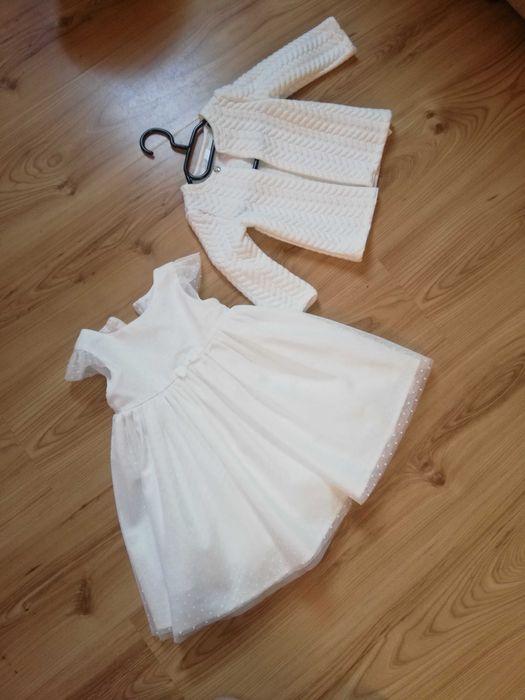Piękna sukieneczka do chrztu Kielce - image 1