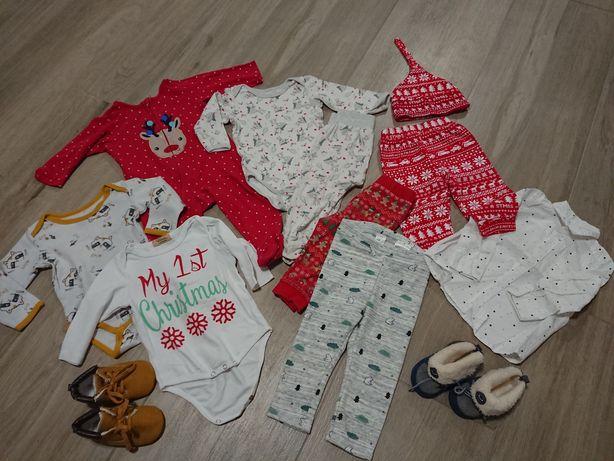 Ubranka świąteczne 80 wysyłka 1 zł