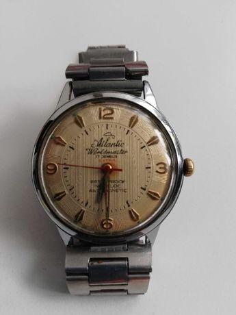 Zegarek atlantic worldmaster koronka 17 jewels