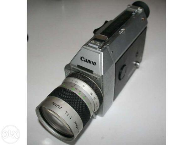 Câmara de filmar Canon super 8 Auto Zoom 814