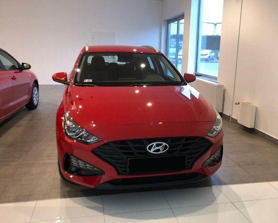 Nowy Hyundai I30 1,5 B kombi wynajem długoterminowy