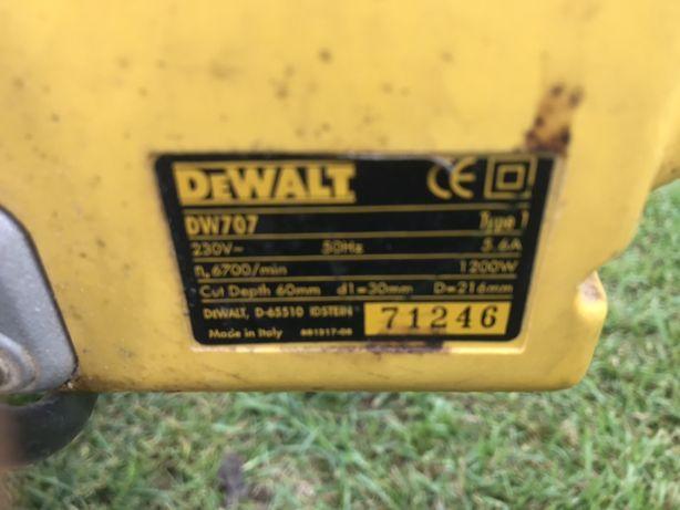 Piła ukośnica Dewalt DW 707