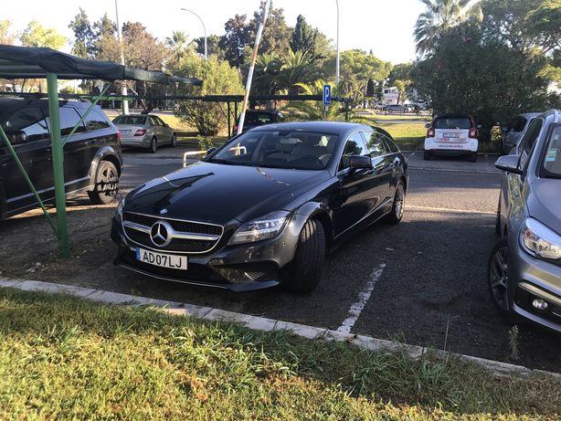 Mercedes CLS 220 Cdi Blueeficency