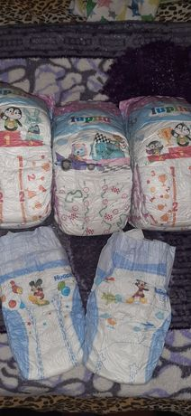 Памперсы подгузники Lupilu premium comfort 5