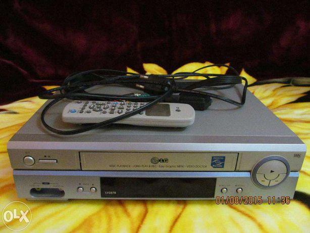 видеомагнитофон LG LV 2578