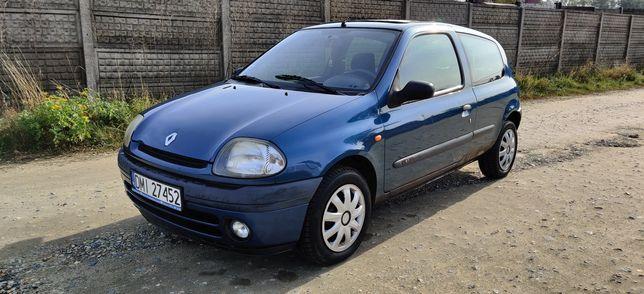 Renault Clio 1,4 benzyna, Dobry Stan, Zadbany, Dowóz pod Dom, Tanio
