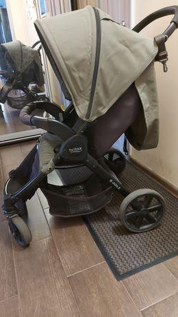 Прогулянкова коляска Britax B -Agile 4 (+ москитна сітка і дощовик)