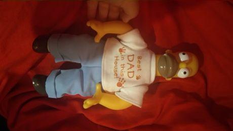игрушка кукла симпсон гомер Homer Jay Simpson