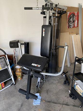 Maquina de musculacao para venda
