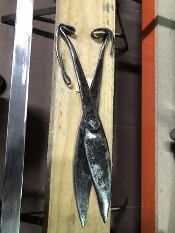 Tesoura antiga de tosquia